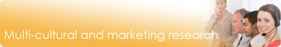 research and marketing services